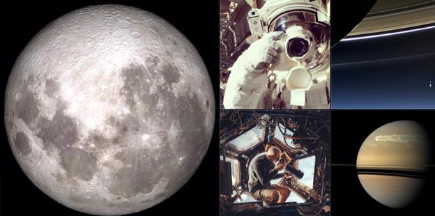 Instagram de la NASA. Toño Antonio Constantino